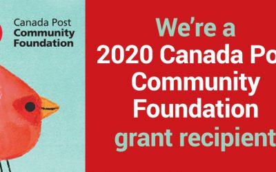 Canada Post Grant Recipients